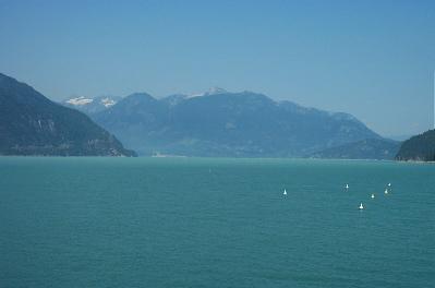 Canada coast