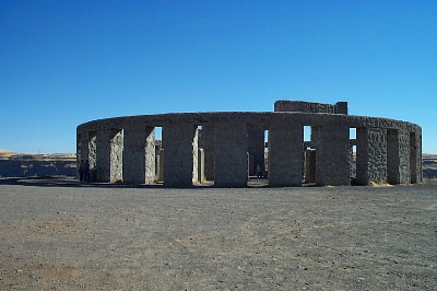 Replica Stonehenge