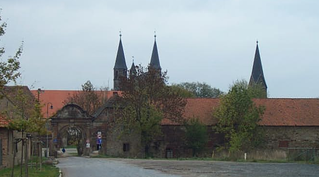 Church in Hamersleben