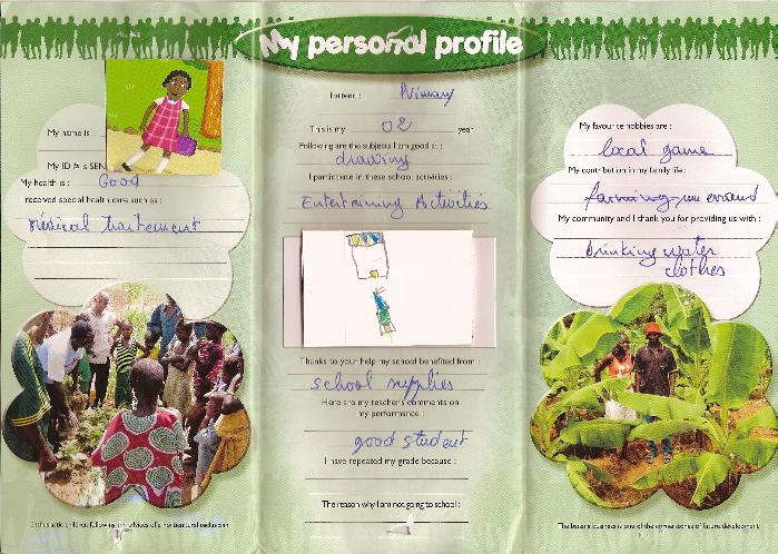 Fatoumata 2007 profile report
